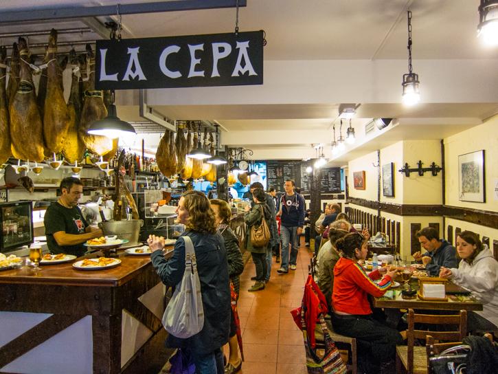 Bar La Cepa