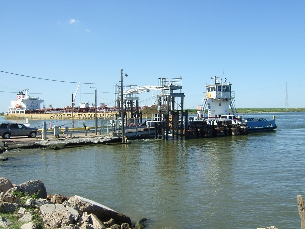 The Lynchburg Ferry