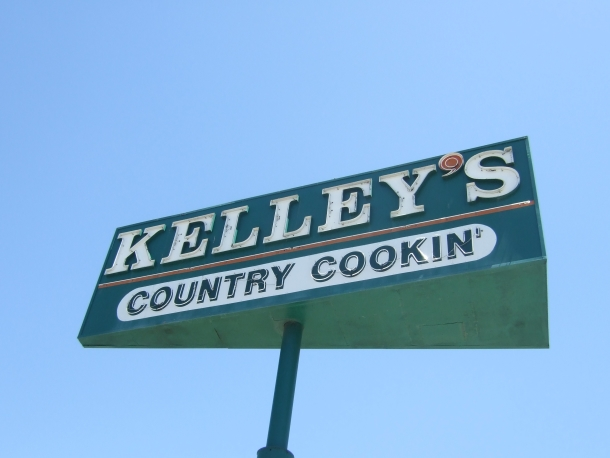 Kelley's Country Cookin