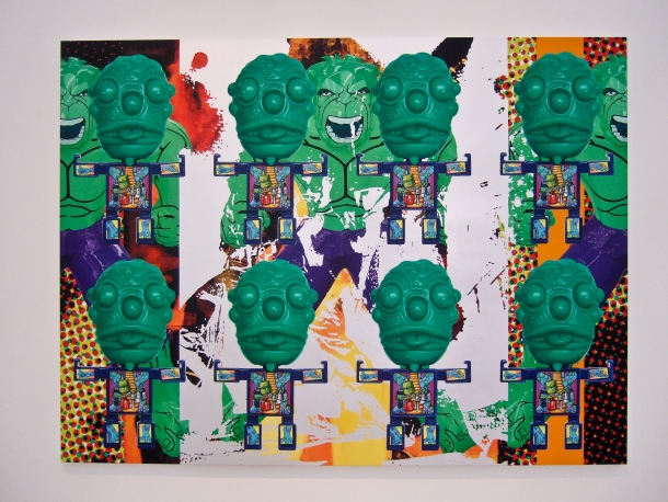 Triple Hulk Elvis II, 2007