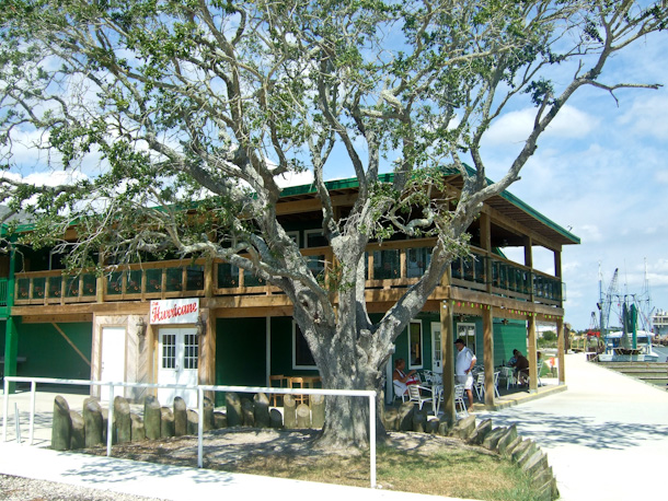 Hurricane Restaurant & Club - Oak Island, TX
