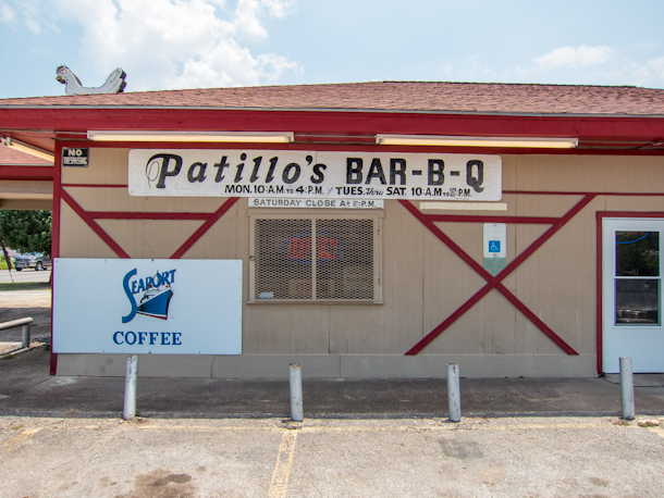 Patillos Bar-B-Q