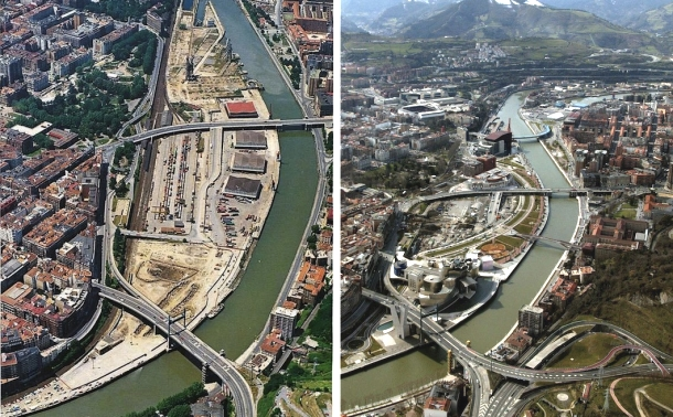 Bilbao, Before and After